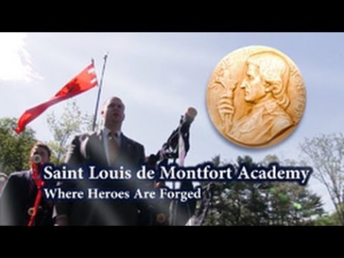 http://montfortacademy.edu/  St. Louis de Montfort Academy seeks to provide a solid academic foundation, where Catholic culture and civilization are emphasized. It strives to provide an environment that promotes everything a Catholic gentleman should be.  http://www.calltochivalry.blogspot.com/  From the practice of good manners to frequent reception of the Sacraments, the Academy forms boys into Catholic gentlemen. Ultimately, our mission is to provide the Church, our nation and an increasingly chaotic world with young men who will grow up to make a difference.  Web site:  http://montfortacademy.edu/ Blog:  http://www.calltochivalry.blogspot.com/