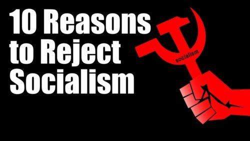 Top 10 Reasons to Fight Socialism and Silence Your Liberal Professor!  Read the full article at: https://www.tfpstudentaction.org/blog/10-reasons-to-reject-socialism  To get involved: https://www.tfpstudentaction.org/get-involved/how-you-can-help  Atrributions for Creative Commons songs used in this Fight Back Video: 1. Dark Times by Kevin MacLeod is licensed under a Creative Commons Attribution license (https://creativecommons.org/licenses/by/4.0/) Source: http://incompetech.com/music/royalty-free/index.html?isrc=USUAN1100747 Artist: http://incompetech.com/  The song was trimmed, faded and remixed.  2.   Impromptu in Blue by Kevin MacLeod is licensed under a Creative Commons Attribution license (https://creativecommons.org/licenses/by/4.0/) Source: http://incompetech.com/music/royalty-free/index.html?isrc=USUAN1100456 Artist: http://incompetech.com/  The song was trimmed and faded.