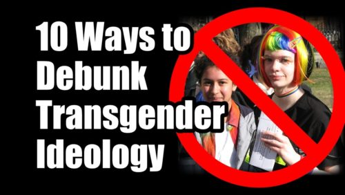 Read the full article at:  https://www.tfpstudentaction.org/blog/10-reasons-why-transgenderism-is-the-familys-worst-enemy   ATTRIBUTIONS:  1. Divertissement by Kevin MacLeod is licensed under a Creative Commons Attribution license (https://creativecommons.org/licenses/by/4.0/) Source: http://incompetech.com/music/royalty-free/index.html?isrc=USUAN1100256 Artist: http://incompetech.com/   2. Grave Matters by Kevin MacLeod is licensed under a Creative Commons Attribution license (https://creativecommons.org/licenses/by/4.0/) Source: http://incompetech.com/music/royalty-free/index.html?isrc=USUAN1100215 Artist: http://incompetech.com/   3. Dreams Become Real by Kevin MacLeod is licensed under a Creative Commons Attribution license (https://creativecommons.org/licenses/by/4.0/) Source: http://incompetech.com/music/royalty-free/index.html?isrc=USUAN1500027 Artist: http://incompetech.com/   4. Darkest Child by Kevin MacLeod is licensed under a Creative Commons Attribution license (https://creativecommons.org/licenses/by/4.0/) Source: http://incompetech.com/music/royalty-free/index.html?isrc=USUAN1100783 Artist: http://incompetech.com/   5. Dark Times by Kevin MacLeod is licensed under a Creative Commons Attribution license (https://creativecommons.org/licenses/by/4.0/) Source: http://incompetech.com/music/royalty-free/index.html?isrc=USUAN1100747 Artist: http://incompetech.com/