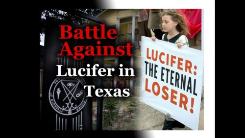 Read more here: http://www.tfpstudentaction.org/what-we-do/street-campaigns/video-battle-against-lucifer-in-texas.html