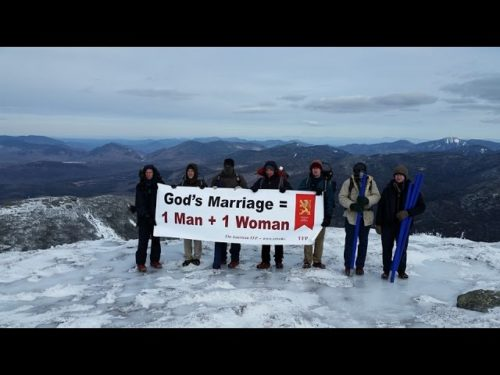 http://www.tfpstudentaction.org/ -- The Adirondacks are breathtaking in their winter beauty. Here are some clips of TFP Student Action's ascent in icy, frigid conditions to conquer the heights for God.