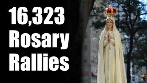 Become a Rosary Rally Captain: https://americaneedsfatima.org/Site-Form-Articles/rosary-rally-captain-sign-up.html