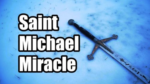 Read the story: https://www.tfpstudentaction.org/resources/prayers-for-students/incredible-miracle-u-s-marine-saved-by-saint-michael-1   Attributions for Material used:  1. Ghost Processional by Kevin MacLeod is licensed under a Creative Commons Attribution license (https://creativecommons.org/licenses/by/4.0/)  Source: http://incompetech.com/music/royalty-free/index.html?isrc=USUAN1100219  Artist: http://incompetech.com/   2. Faceoff by Kevin MacLeod is licensed under a Creative Commons Attribution license (https://creativecommons.org/licenses/by/4.0/)  Source: http://incompetech.com/music/royalty-free/index.html?isrc=USUAN1100403  Artist: http://incompetech.com/